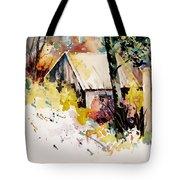 Cottage 3 Tote Bag