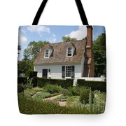 Cottage And Garden Tote Bag