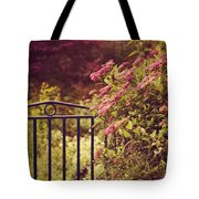 Cottage Dreams Tote Bag