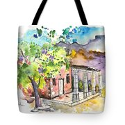 Cottage In Barca De Alva Tote Bag