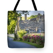 Cottage In The Cotswolds Tote Bag
