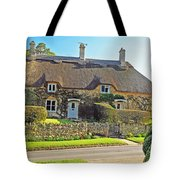Cottage Of The Cotswolds Tote Bag
