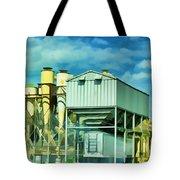Cotten Gin Digital Paint Tote Bag