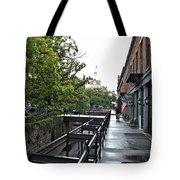 Savannah Ga Cotton Broker Walk  Tote Bag