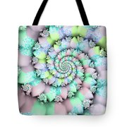 Cotton Candy I Tote Bag