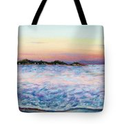 Cotton Candy Waters Tote Bag