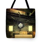 Cotton Exchange Tote Bag