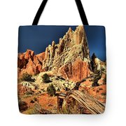 Cottonwood Narrows Side Show Tote Bag