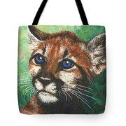 Cougar Prince Tote Bag