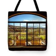 Cougar Winery View Tote Bag