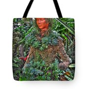 Could Her Name Be Ivy... Buffalo Botanical Gardens Series Tote Bag