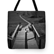 Coulee Stairs Tote Bag