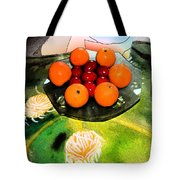 Coulouful Easter Tote Bag