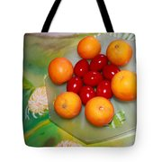 Coulourful Easter Tote Bag