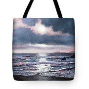 Coumeenole Beach  Dingle Peninsula  Tote Bag