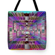 Counterbalance Tote Bag by Tim Allen