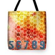Counting Circles Tote Bag