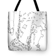 Counting On Forever Iced Edtion Tote Bag
