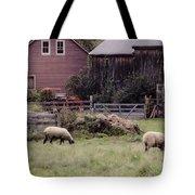 Counting Sheep Tote Bag