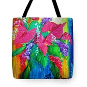 Countrified Exotic Tote Bag