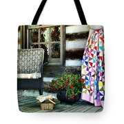 Country Accents Tote Bag