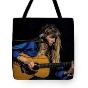 Country Blues Singer Rory Block In Concert Tote Bag