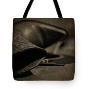 Country Boots And Guitar Tote Bag