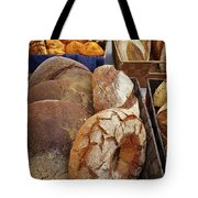Country Bread And Muffins Tote Bag