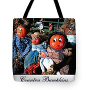Country Bumpkins Tote Bag