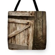 Country Charm Tote Bag by Amy Weiss
