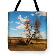 Country Clouds Tote Bag