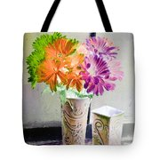 Country Comfort - Photopower 491 Tote Bag