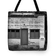Country Corner Tote Bag by David Lee Thompson