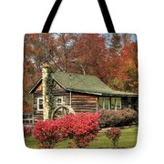 Country Cottage II Tote Bag