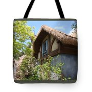 Country Cottage Tote Bag