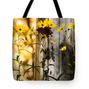 Country Daisy Tote Bag
