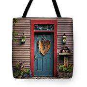 Country Door Tote Bag