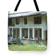 Country Gazing Tote Bag