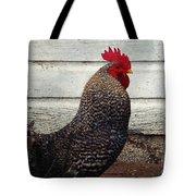 Country Gentleman Tote Bag