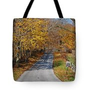 Country Graffiti Tote Bag