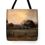 Country Heirloom Tote Bag