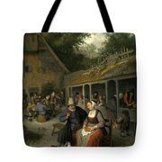 Country Inn Tote Bag