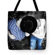 Country Kissin Tote Bag