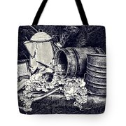 Country Kitchen II Tote Bag