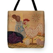 Country Kitchen Tote Bag