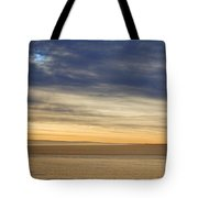 Country Morning Sky Tote Bag