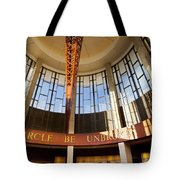 Country Music Hall Of Fame Tote Bag