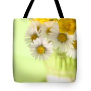 Country Posy Tote Bag