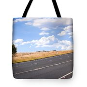 Country Road Tote Bag by Tim Hester