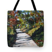 Country Road Two Tote Bag